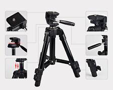 Tragbare Mini Digitalkamera Video Fotostativ Einbeinstativ für Canon EOS 360°