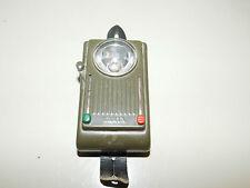 Originale alte Taschenlampe Bundeswehr, Varta 685