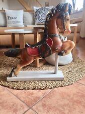 Altes Antikes Pferd Groß