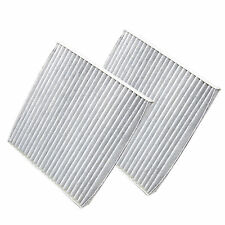 2x HQRP Cabin Air Filters for Toyota Tundra Prius Sequoia Sienna Venza Yaris