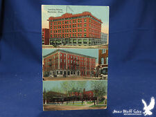 Leading Hotels Rochester Minn Zumbro Cook's Kahler PC 1913