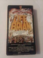 Monty Pythons Life of Brian (Vhs)Rare Comedy