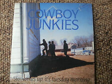 Cowboy Juknies - Sun Comes Up, It's Tuesday Morning CD Single 4 Track 1990