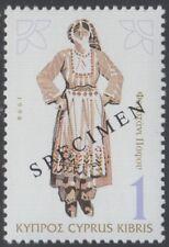 Specimen, Cyprus Sc843 Traditional Costume, Female, Phapos