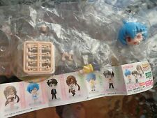 Neon Genesis Evangelion Capsule Doll Ayanami Rei School Uniform