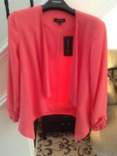 new look pink jacket waterfall jacket bnwt pink blazer not Topshop