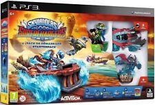 SKYLANDERS SUPERCHARGERS  - PACK DE DEMARRAGE / STARTER PACK     ----- pour PS3