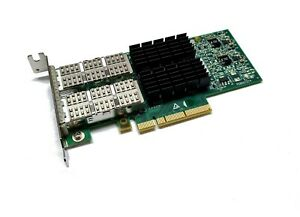 Mellanox ConnectX-3 CX354A PCIe x8 10 40 GB QSFP+ Dual Port Server HP 649281-B21