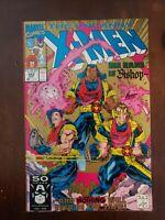 The Uncanny X-Men #282 (Nov 1991, Marvel)