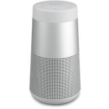 Stations audio et mini enceintes Bluetooth argenté pour lecteur MP3