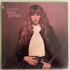 juice newton  QUIET LIES rca music service  LP VINYL sealed corner dings