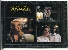Star Trek Voyager Quotable Best Of The Holodeck Chase Card H5