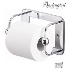 Burlington Toilet Roll Holder Chrome (A5CHR)