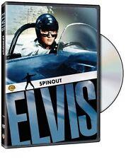 Elvis Presley: SPINOUT DVD - New REGION 2 Widescreen!