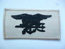 US NAVY SEAL TEAM QUALIFICATION BADGE TROPICAL