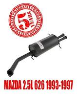Brand New Rear Muffler with Dual Tips for Mazda 626 2.5L 1993-1997