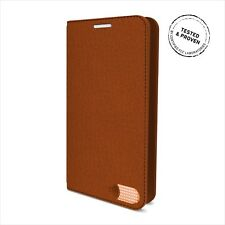 Radiation Protection iPhone 6 | 6s Wallet & Phone Case by Vest [Brown] - Cert...