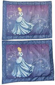 Set Of 2 Disney Princess Cinderella Pillowcase