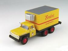 HO Scale-Classic Metal Works-30426-1960 Ford Delivery Box Truck-Borden's Dairy