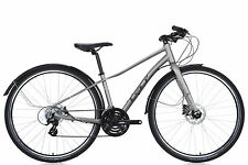 "2016 GT Bicycles Traffic 1.0 Hybrid City Road Bike XS 14.5"" Shimano Disc Brake"