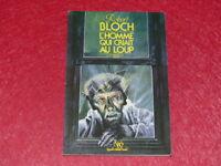 [Biblioteca H. & P J. Oswald ] Neo # 147 Bloch / Gritando Loup Sf Fantasía