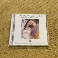 The Royal Wedding Of Prince William And Kate Middleton The Official Album CD
