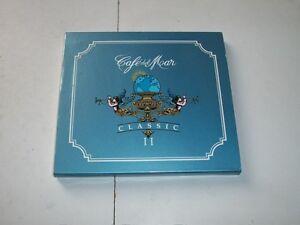 CD-AUTORI VARI-CAFE' DEL MAR-CLASSIC Vol. 2-CAFE' DEL MAR MUSIC-2004