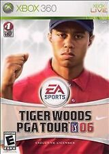 Tiger Woods PGA Tour 06 (Xbox 360, 2005) Usually ships within 12 hours!!!