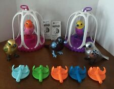 Digibirds Lot of 5 Includes Limited Edition Gold & Silver