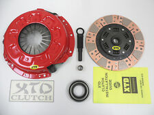 XTD STAGE 3 DUAL MULTI FRICTION CLUTCH KIT FITS SKYLINE RB20DET RB25DET