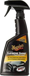 Meguiars Supreme Shine Vinal & Rubber Protectant 473ml G4016