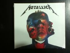 metallica hardwired...to self destruct 3 disc  factory sealed thrash metal
