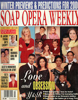 SOAP OPERA WEEKLY Magazine January 11 2000 The Young & the Restless Forbes March