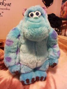 Disney Sulley Monsters Inc Plush