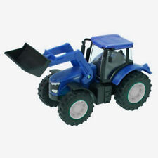Small Kids Farm Tractor 3 Colours Tractor Toy Farm 12cm Play Set 1/43 scale