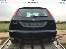 FORD FOCUS MK1 ST170  BLACK HATCHBACK BREAKING CAR. SALE REAR TAILGATE 2002-2005