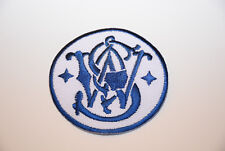 SMITH & WESSON S&W LOGO PATCH M&P 2.0 SHIELD SIGMA BODYGUARD GOVERNOR SW1911 SD9