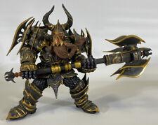 World Of Warcraft Thargas Anvilmar Dwarf Warrior Figure Complete Dc Series 1 Wow