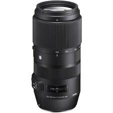 Sigma 100-400mm f5-6.3 Contemporary DG OS HSM lens - Nikon Fit (UK Stock) BNIB