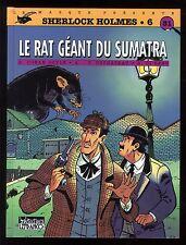 BD DETECTIVES n°31 SHERLOCK HOLMES Le rat géant du Sumatra DUCHATEAU / DI SANO