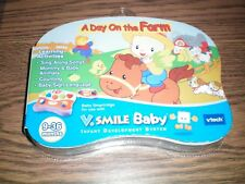 VSmile Baby VTech Baby A Day on the Farm Used in package