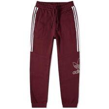 NEW Adidas Originals Outline Fleece Sweatpants Joggers Size Medium
