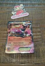 CARTE POKEMON ULTRA RARE DEMOLOSSE EX, 14/162 IMPULSION TURBO, 170 PV