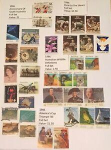 Australian Postage Stamp Used (1986)