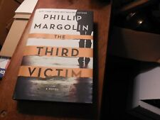The Third Victim, Phillip Margolin, hardcover, jacket
