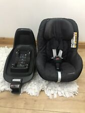 Maxi Cosi 2way I-Size Pearl Car seat & 2way Isofix Base/ Group 1 Car seat