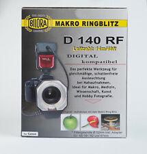Bilora D 140 RF-C Makro/Ringblitz für Canon