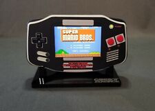 Nintendo Custom Gameboy Advance NES Style Backlit IPS LCDv2 Rechargeable