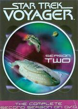 Star Trek Voyager - The Complete Second Season New DVD