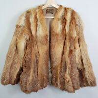 VINTAGE | Cornelius Sydney Womens Genuine Fur Jacket [ Size AU 14 or US 10 ]
